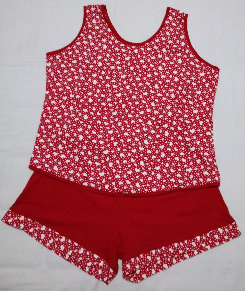 3dc95c5f6265bf Kit C/ 5 - Pijama Feminino Algodão -atacado / Revenda