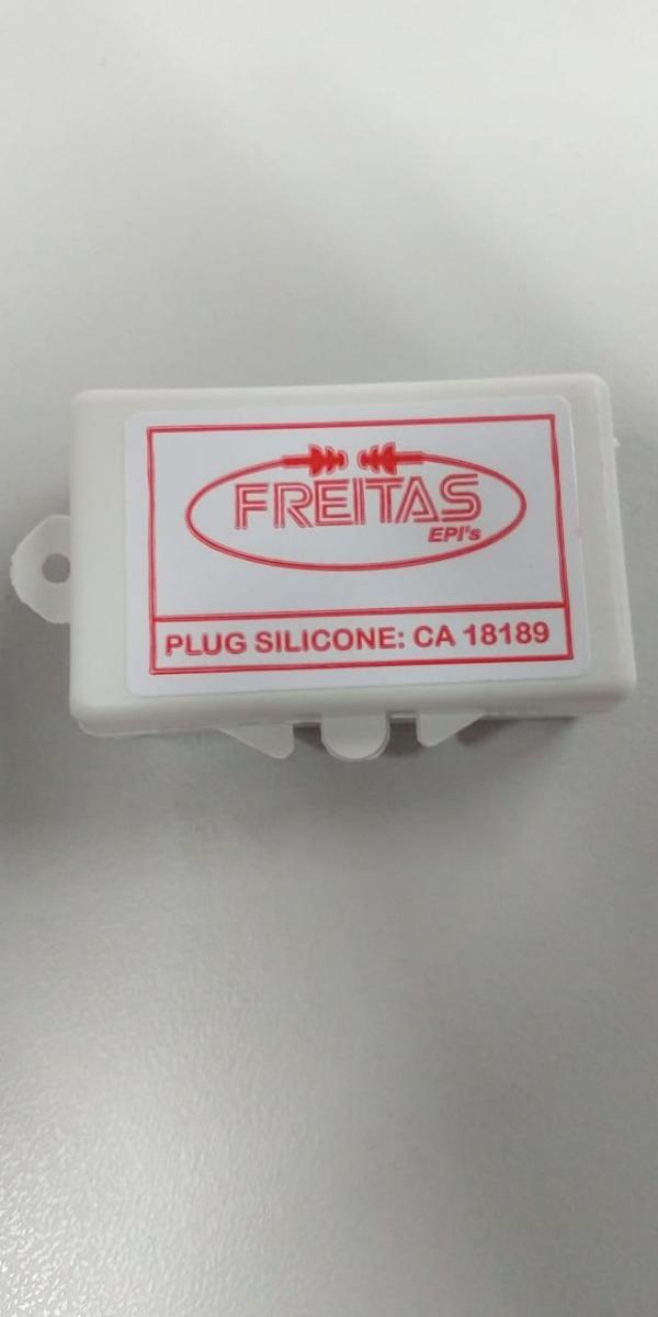 30a71d681f9eb Kit C  50 Protetor Auricular Em Silicone Plug Epi - R  46,00 em ...
