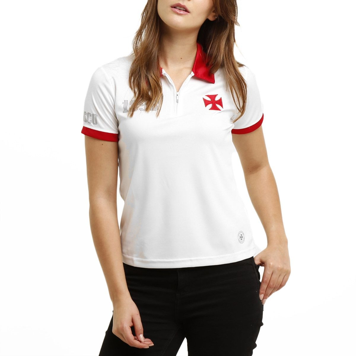 0b8893339b775 Kit C  6 Camisas Polo Femininas Vasco Dry Soft Oficial + Nf - R  149 ...