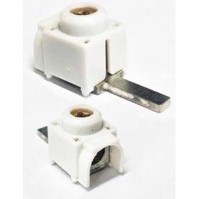Kit C/ 6 Conector Generico Terminal P/ Cabo 6mm Até 25mm