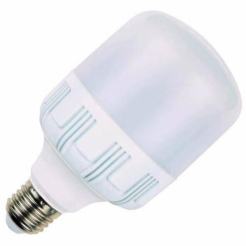 kit c/ 8 lâmpada bulbo led 9w c/ sensor presença b. frio