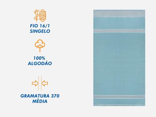 kit c/ 9 toalha de banho gigante le bain 80 x 150cm + brinde