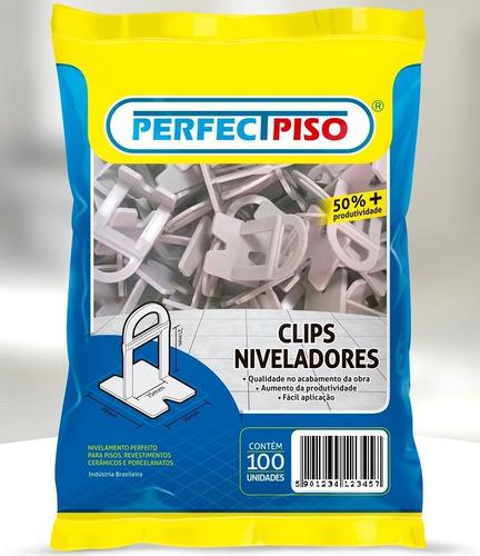 kit c/ alicate + 400 clips espaçadores + 200 cunhas
