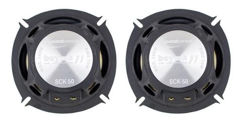 kit c/ altofalante 2x5 pol+tw 2x1 pol+2x div 70w sck50 beyma
