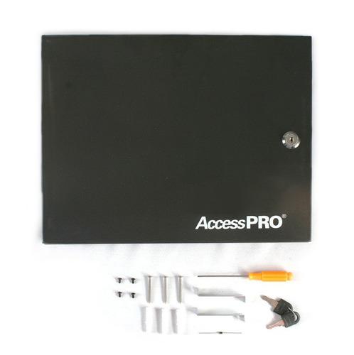 kit c. de acceso accespro tcp/ip para 1 puerta y 2 lectoras