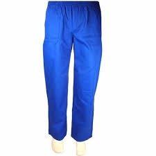 kit c/03 calças em brim  azul p/construçao civil
