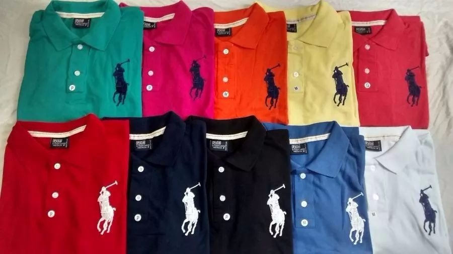 d7b43ca1cbd9f kit c 05 camisa polo masculina varia marcas frete gratis. Carregando zoom.