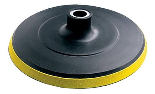 kit c/1 boina lã polimento automotivo disco 125mm politriz