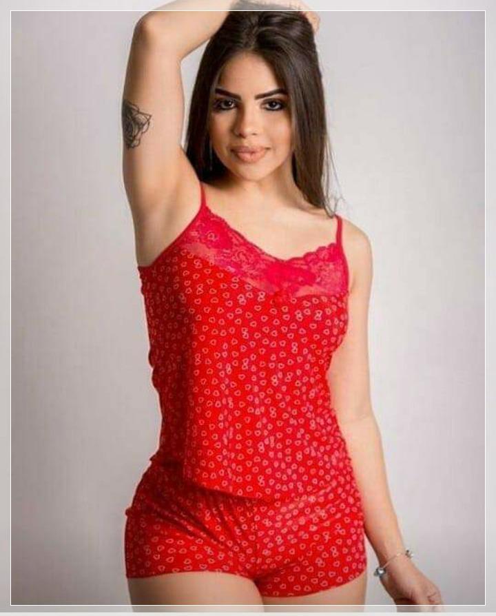 fdb747a5d0c206 Kit C\10 Baby Doll E Camisolas + Tanga Sexy Pijamas Curto