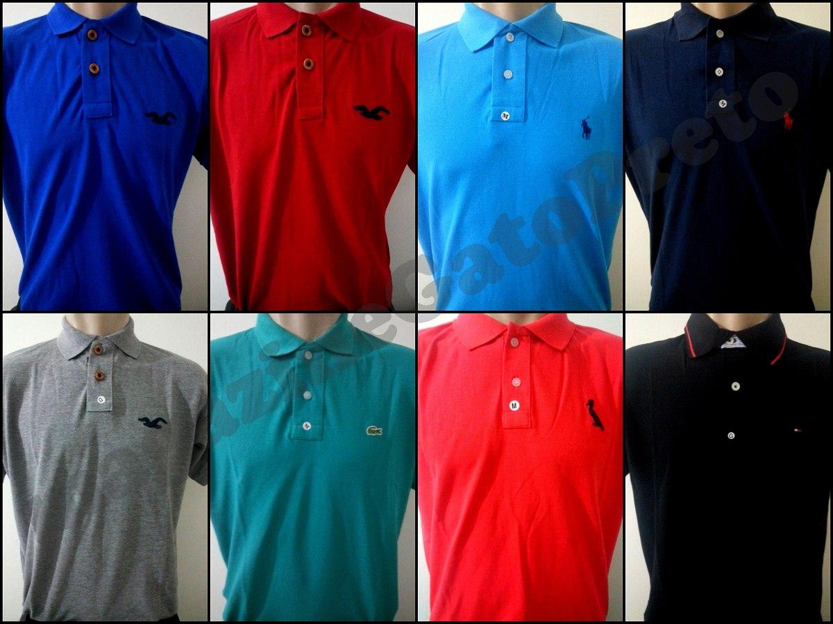 583bee5ca0 Kit C 10 Camisas Polo