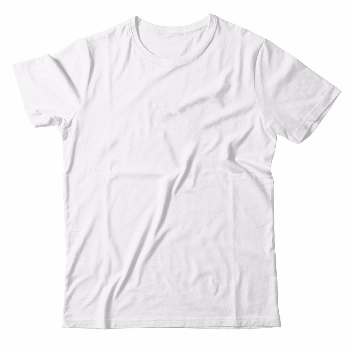 22887d0504 kit c/10 camiseta branca lisa básica atacado malha penteada. Carregando  zoom.