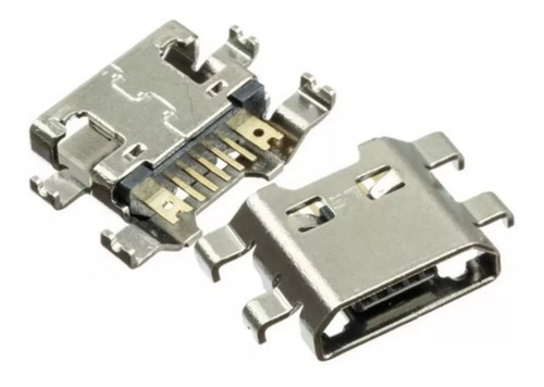 kit c/10 conector carga dock usb k10 power m320t
