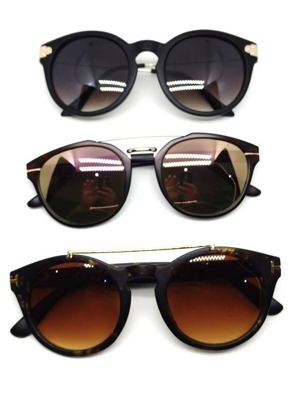 6aa19eabd kit c/10 óculos de sol feminino atacado para revender top. Carregando zoom.