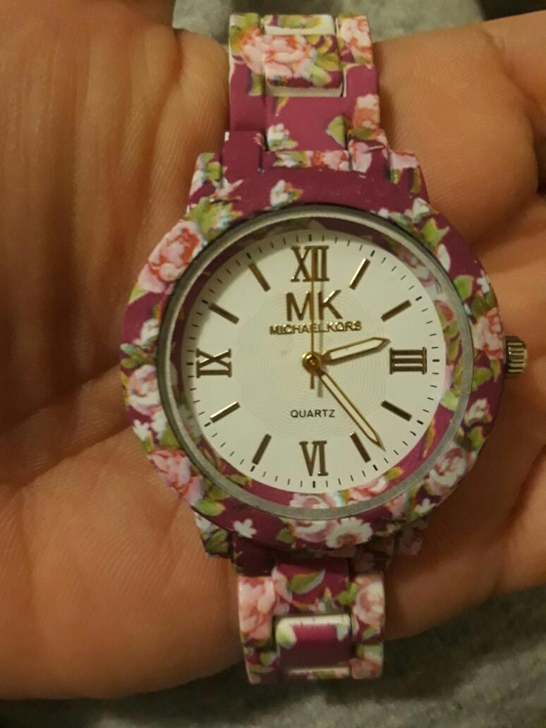 53fe9954cda Kit C 10 Relógios Feminino Florido Plastico+caixa Atacado - R  199 ...