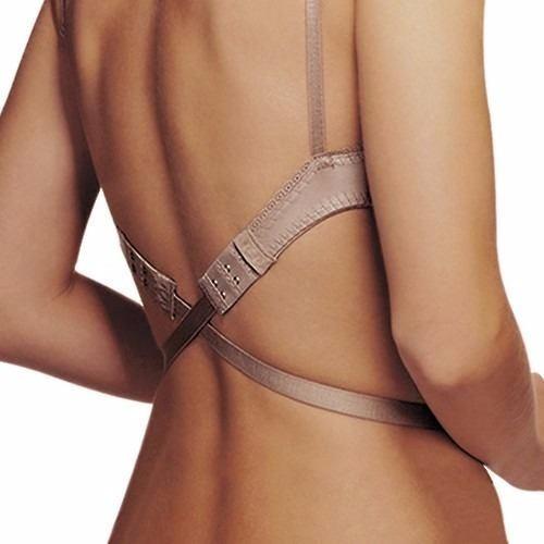 kit c/2 extensor p/ costas decotadas / demillus