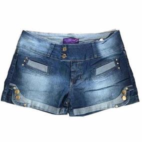 260bd3c66 Short Curto Com Lycra Plus Size Tamanho 56 - Shorts Jeans 56 para Feminino  no Mercado Livre Brasil