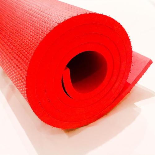 kit c/2 tapete eva 180cmx53cmx10mm p/ ginástica yoga pilates