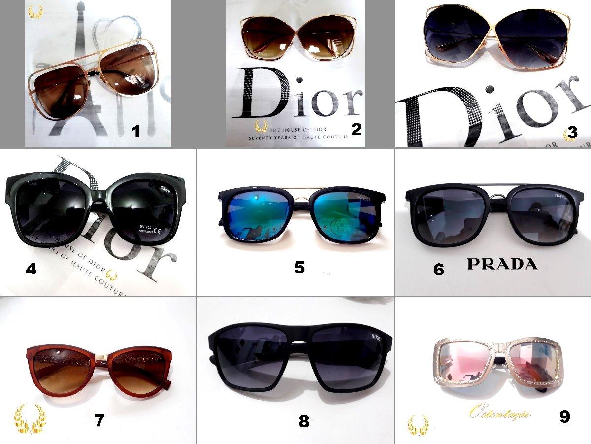 b4161b37c06c0 kit c 20 marcas famosas óculos +70 mod.pde escolher atacado. Carregando  zoom.