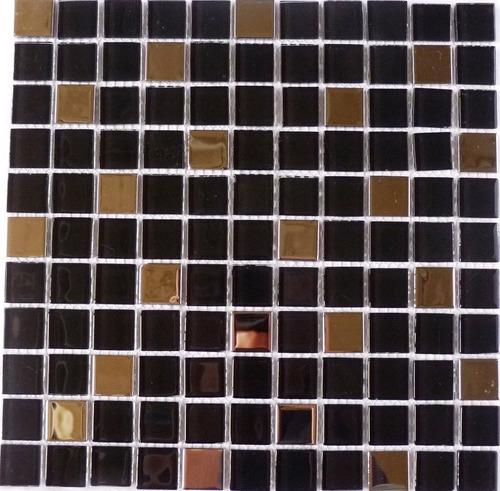 kit c/20 placas preto espelho