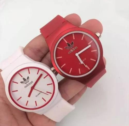 303938af865 Kit C 20 Relógio Feminino Silicone Cores Atacado E Revenda - R  250 ...