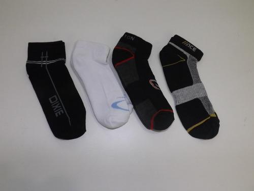 kit c/3 pares de meias masc/fem