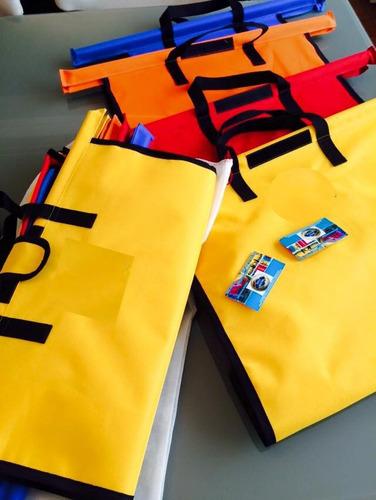 kit c/4 bags super praticas