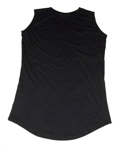 123f044dec Kit C 4 Camiseta Regata Oversized Swag Longline Rosemary - R  86