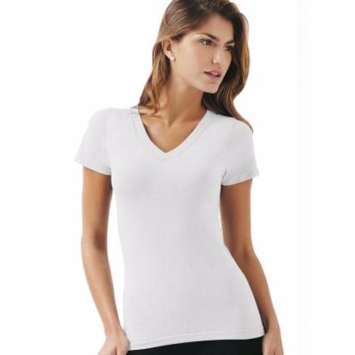 08244e3bbc Kit C 5 Baby Look Gola V Camiseta Feminina Básica Blusinha - R  92 ...