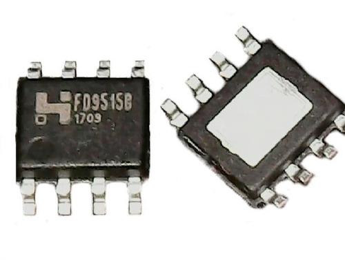 kit c/5 peças fd9515b fd9515 original ci reg tuner