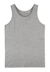 b491de08d8 Regata Masculina Cavada Sem Mangas Masculino Tamanho G1 - Camisetas ...