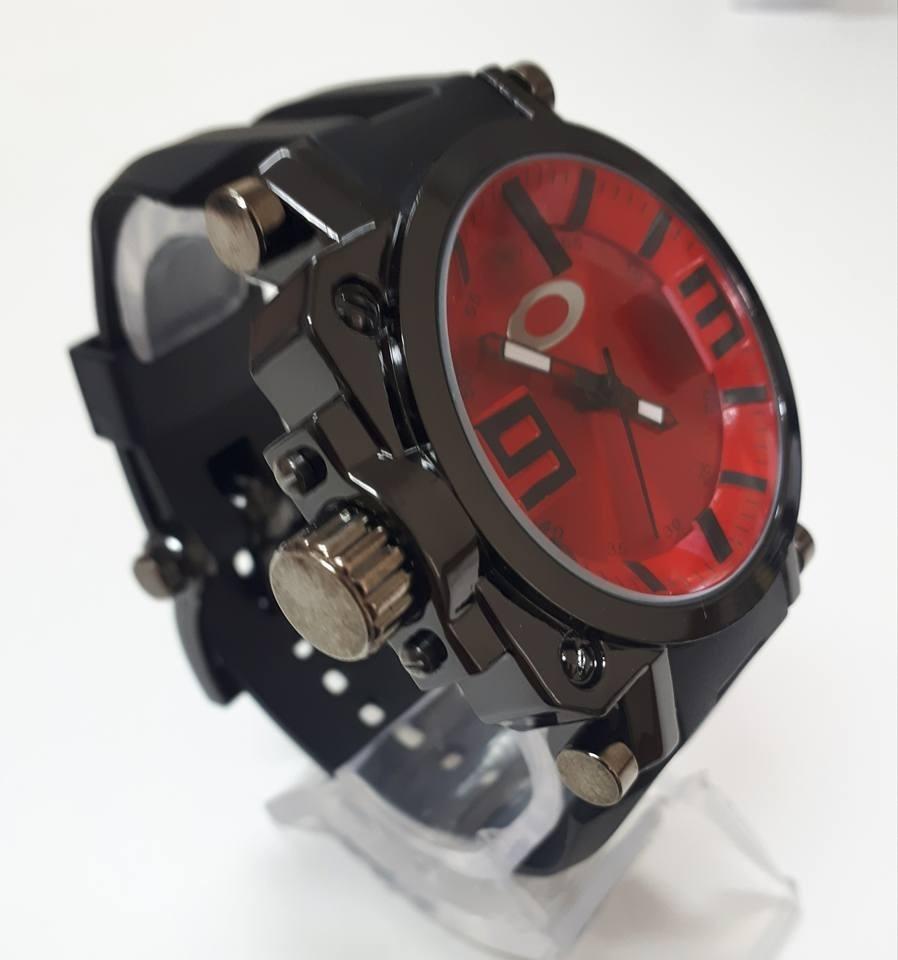 36e36f75136cf Kit C5 Relógios Oakley Gear Box + Frete Grátis Novo C caixa - R  299 ...