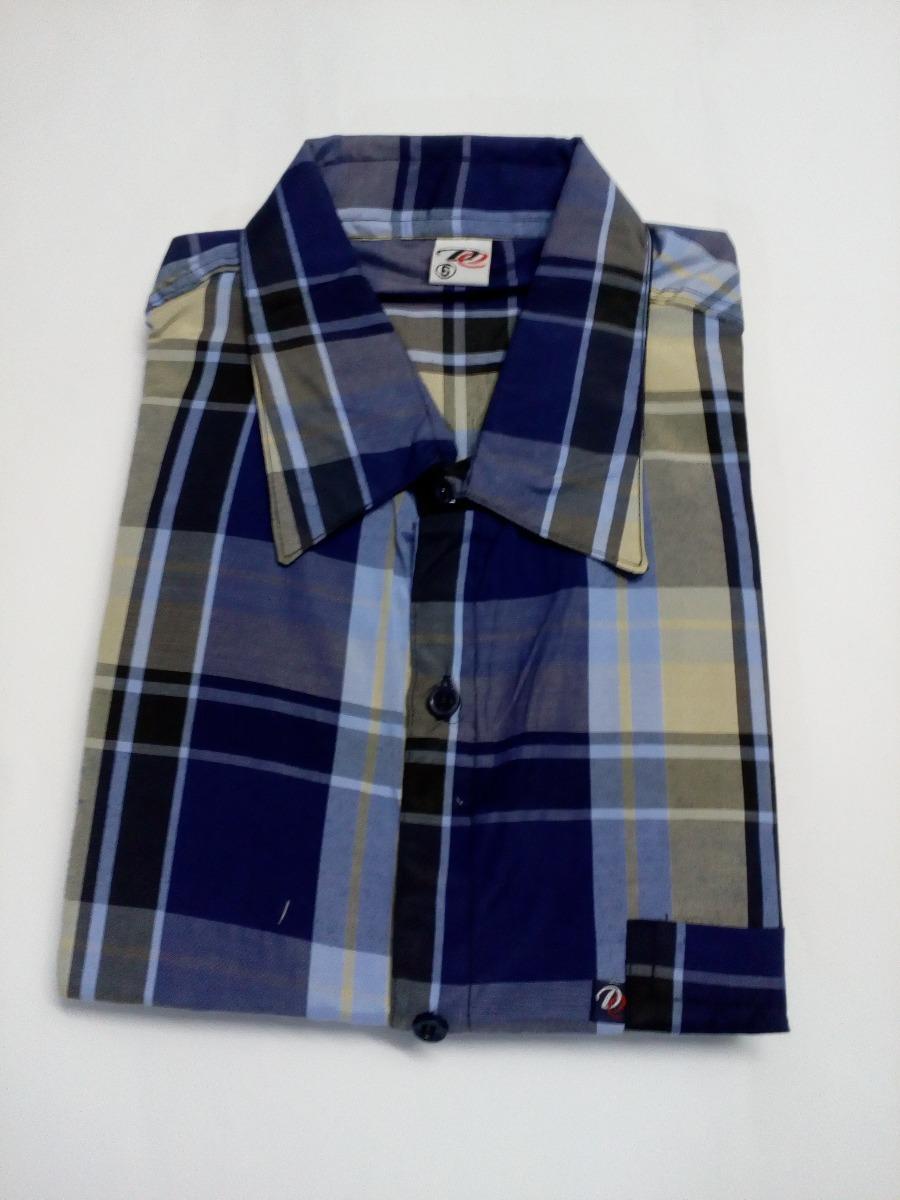 985ab25db3 Kit C/6 Camisas Xadrez Manga Curta Tamanho Grande - R$ 1.000,00 em ...