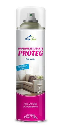 kit c/6 impermeabilizante protec domline - 210020
