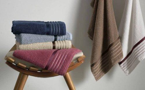 kit c/6 toalha de banho soft max 70 x 1,40 360g/m²