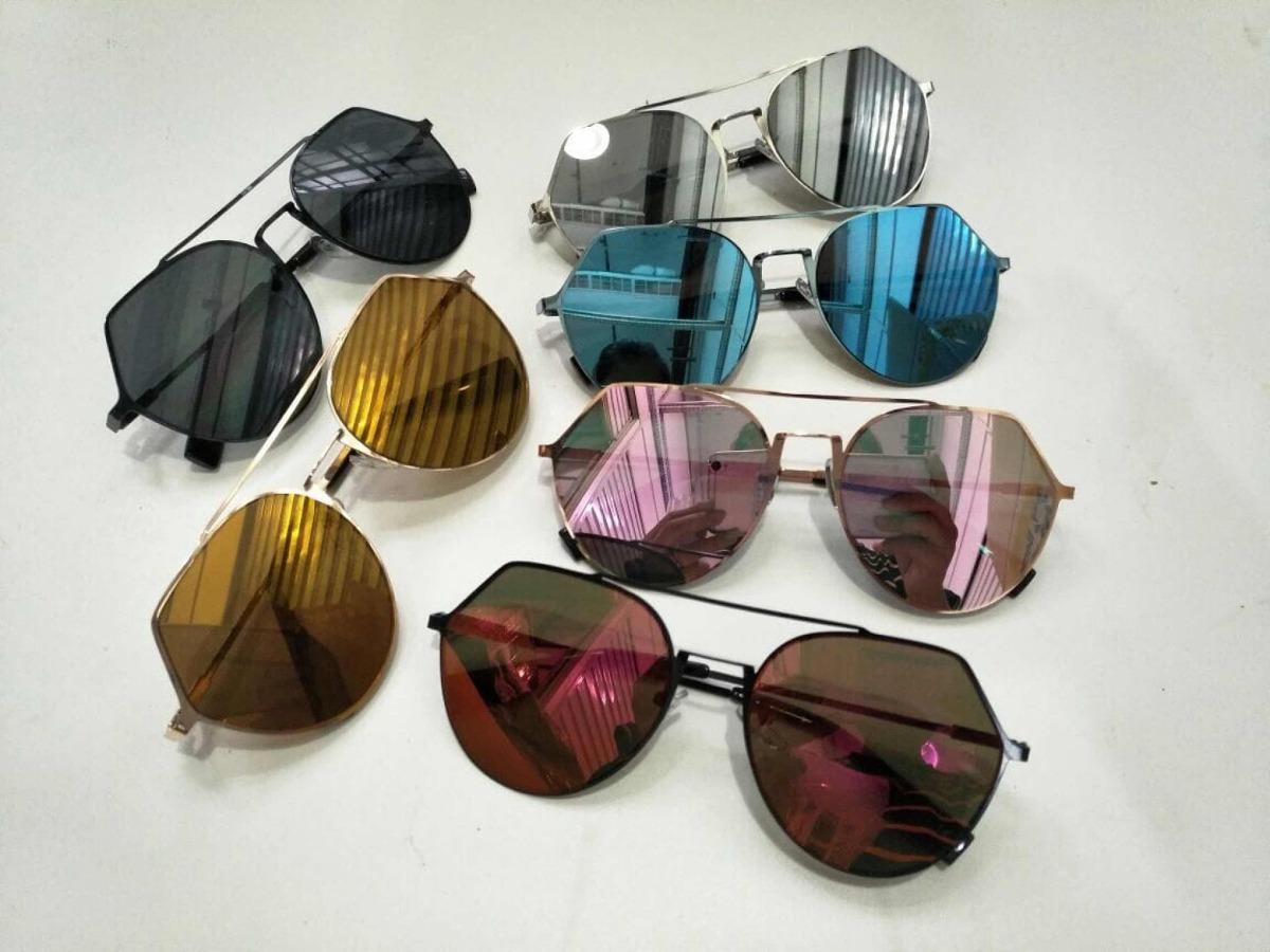 Kit C 60 Óculos De Sol Multimarcas Atacado Revenda - R  580,00 em ... 72b603fad3