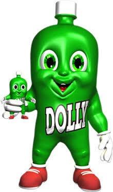kit c/8 refrigerante dolly guarana 2 litros