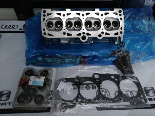 kit cabeçote motor ap 1.6 1.8 alcool com componentes