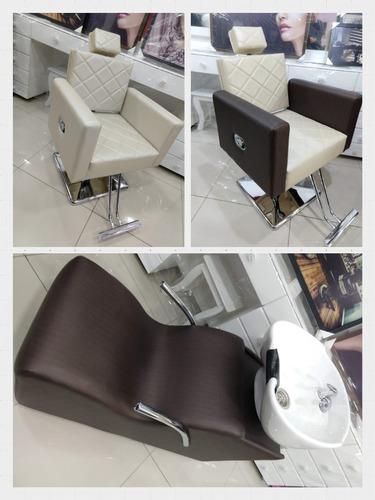 kit cabeleireiro móveis