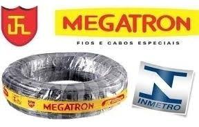 kit cabo flex 2 de 2,5 c/ 100 mts +4mm c/ 50mt + 6mm c/ 50mt