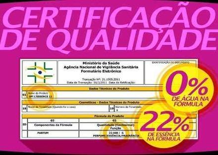 d6a832255 Kit Cadastro Revenda/consumo Perfumes Importados Up! - R$ 157,61 em ...