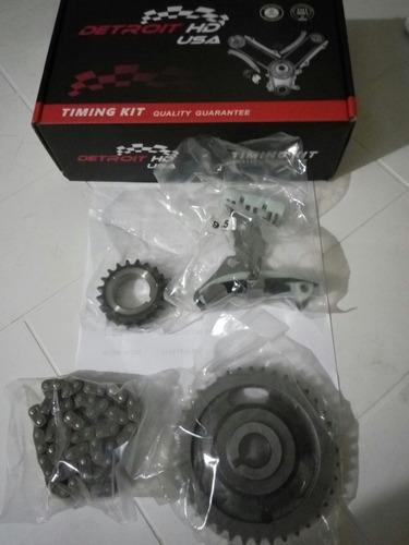 kit cadena de tiempo cavalier & sunfire motor 2.2