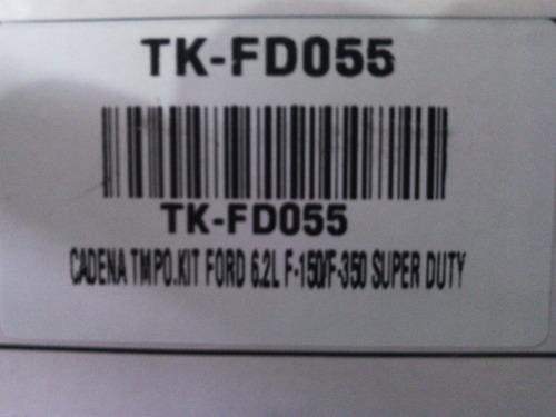 kit cadena de tiempo f-350 super dutty  6.2 lts
