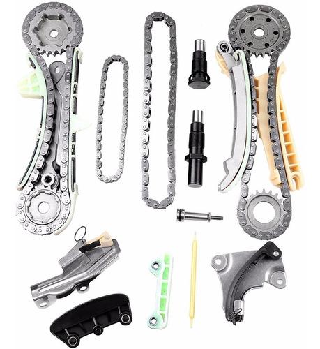 kit cadena de tiempo ford explorer ranger sport trac 4.0