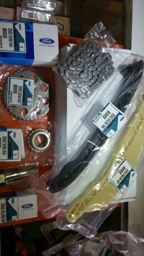 kit cadena de tiempo ford fiesta ka ecosport 1.6 orig ford