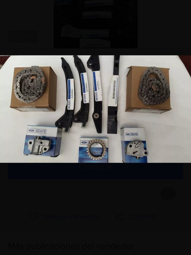 kit cadena de tiempo ford super duty 6.2 original