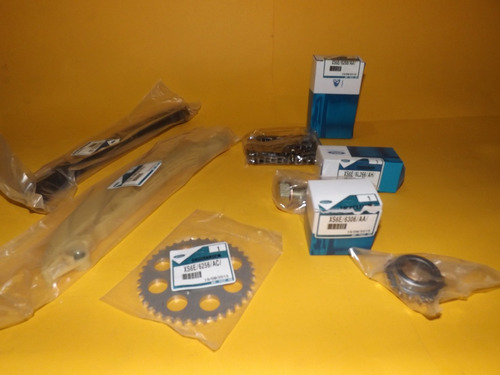 kit cadena de tiempo original ford fiesta1.6 ecosport 1.6 ka