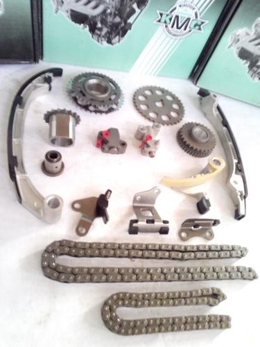 kit cadena de tiempo toyota hilux 2.7 lts  motor 2trfe
