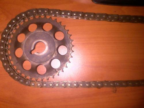 kit cadena de tiempo toyota yaris 2008 (usado)