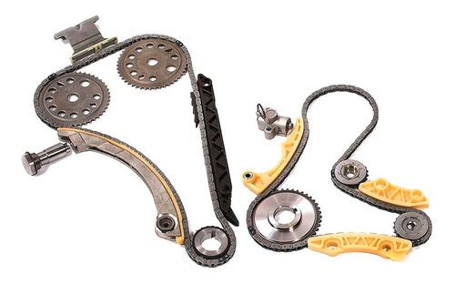 kit cadena tiempo 16 piezas astra 2.2 orlando 2.4 tienda spc