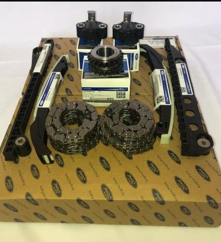 kit cadena tiempo ford original triton 5.4 fx4 f150 f250